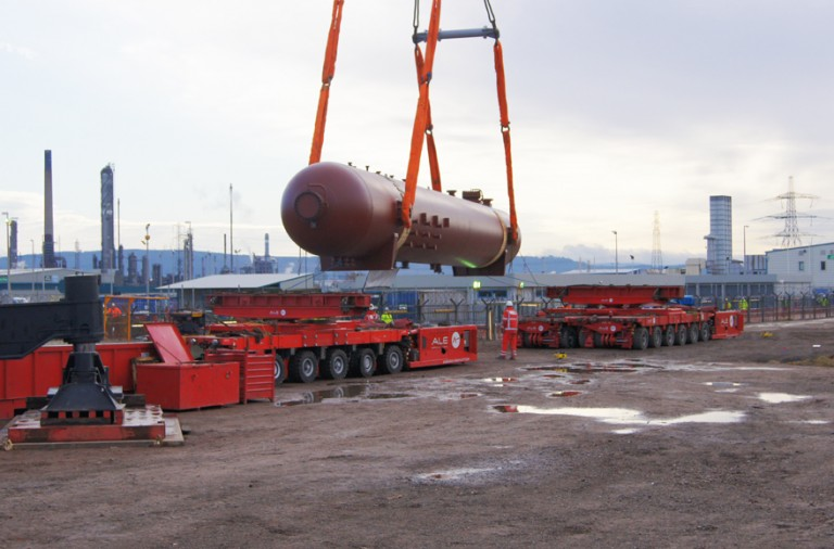 DWLS AMEC PX Breagh Project Installation