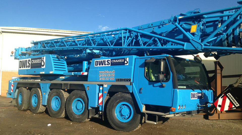 dwls cranes and rigging