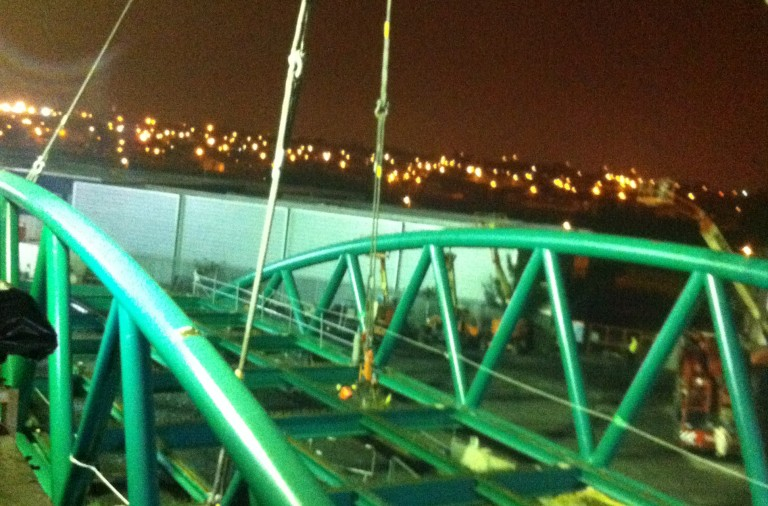 DWLS Heavy Bridge Lift Ireland